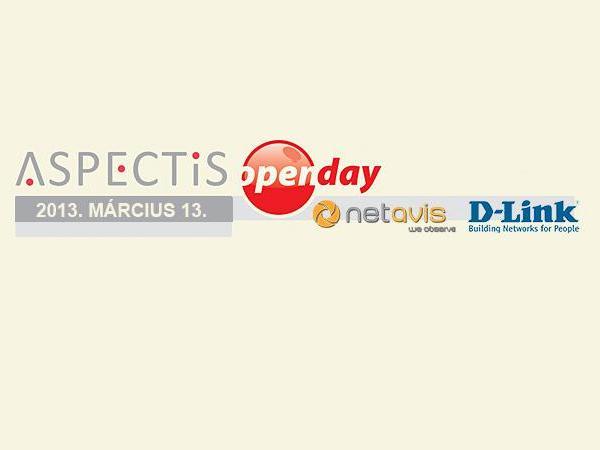 Aspectis Open Day