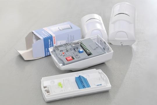 Költségcsökkentés megbízható Bosch mozgásérzékelőkkel