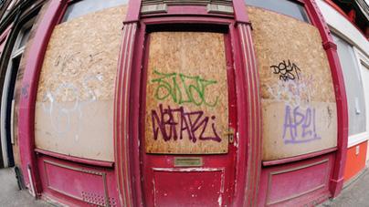 Üres épületek védelme, Chris Goode (Kép: ifsecglobal.com)