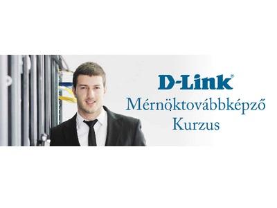 D-Link mérnöktovábbképzés végfelhasználóknak és rendszerintegrátoroknak