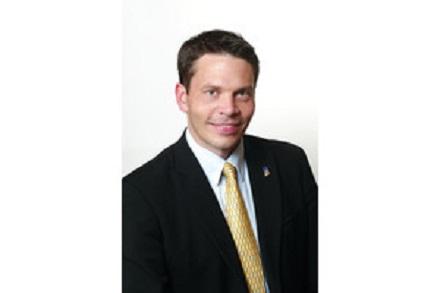 Fredrik Nilsson, az Axis Communications észak-amerikai általános igazgatója