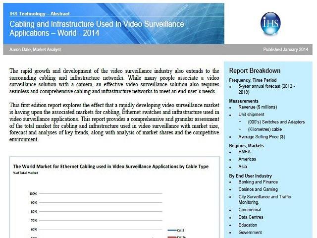 IHS kábel jelentés