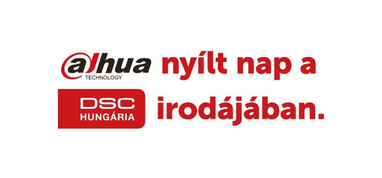 Meghívó – Dahua Nyílt Nap a DSC Hungáriánál