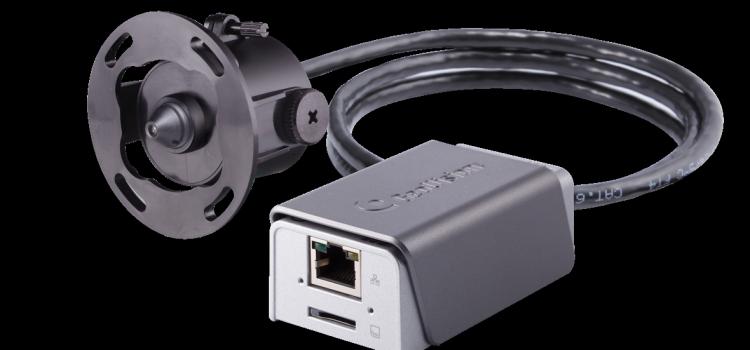 Egyedi, rejthető, FullHD IP kamera a GeoVision kínálatában