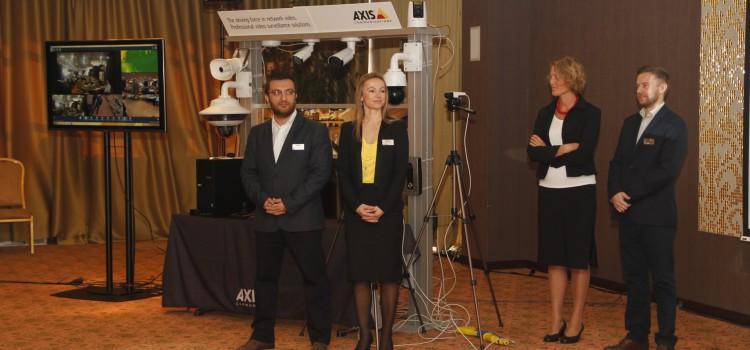 Axis Open Day: fókuszban az innovatív megfigyelés és az új üzleti lehetőségek
