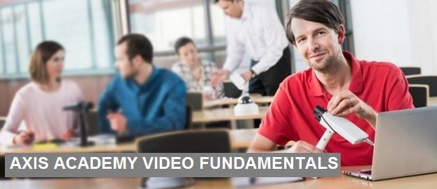 Meghívó az Axis szervezésében újrainduló AXIS Academy Network Video Fundamentals oktatásra!