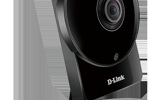 D-Link kamera vezeték nélkül, 180 fokos látószöggel!