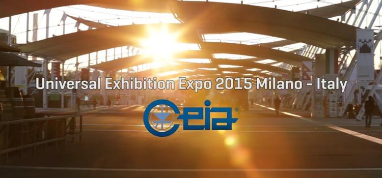 CEIA fémdetektorok a 2015-ös Milánói Világkiállításon