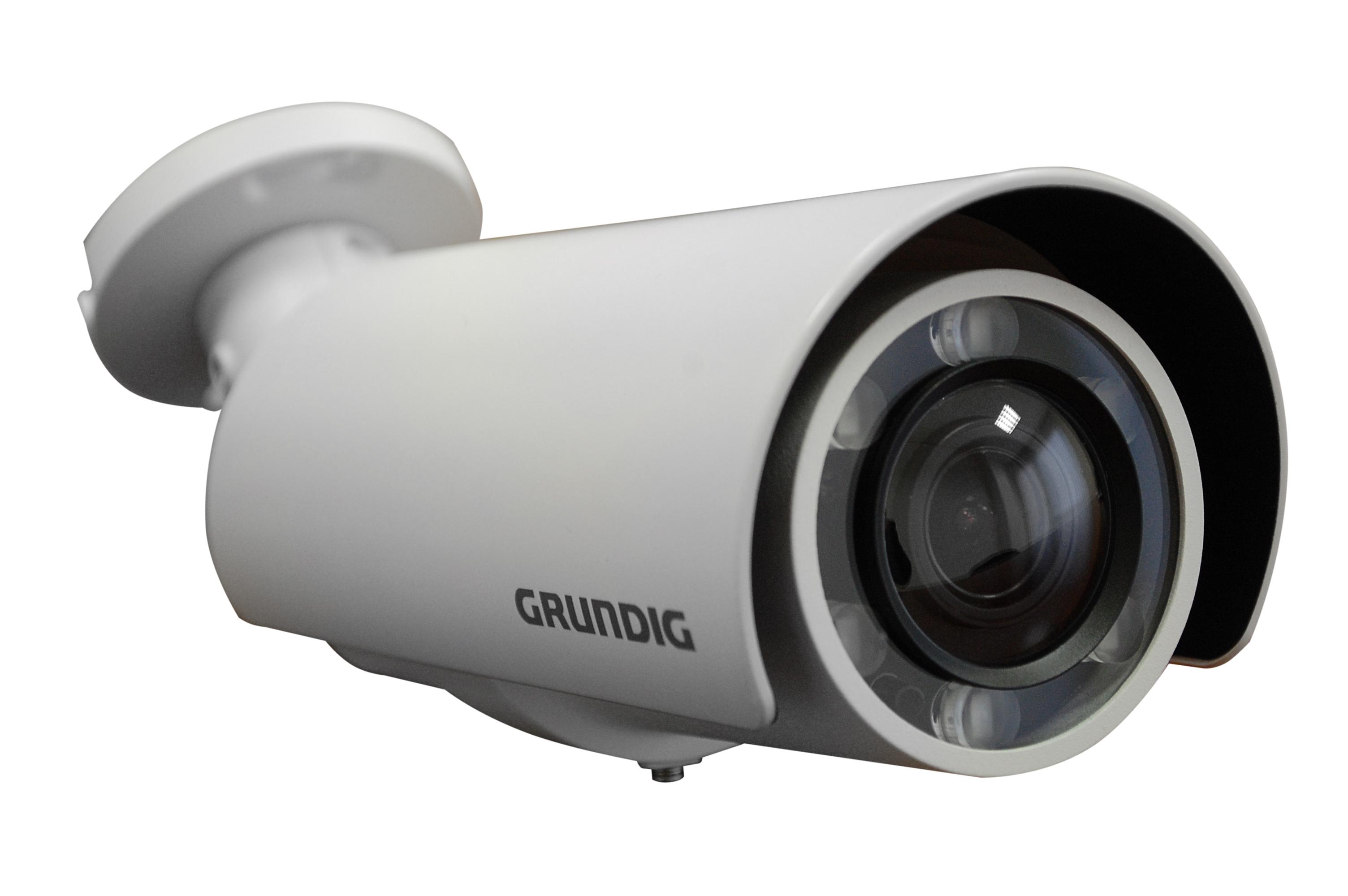 Fajsúlyos IP CCTV megoldások. A GRUNDIG új IP fejlesztései