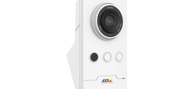 Három új Axis beltéri kamera irodák, ker. egységek számára Forrás: Aspectis Kft