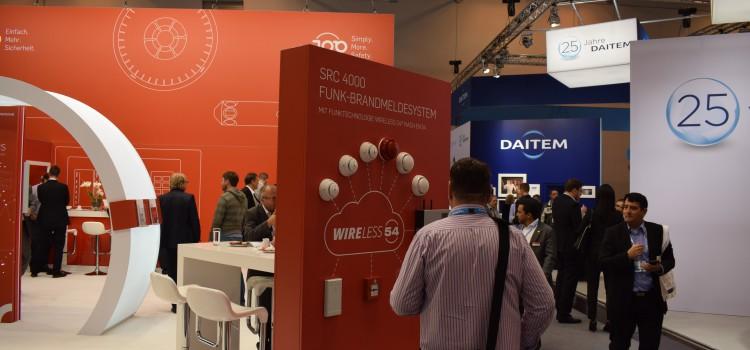 Security Essen 2016. Kirobbanó siker a legnagyobb európai biztonságtechnikai kiállítás, avagy… II. rész.