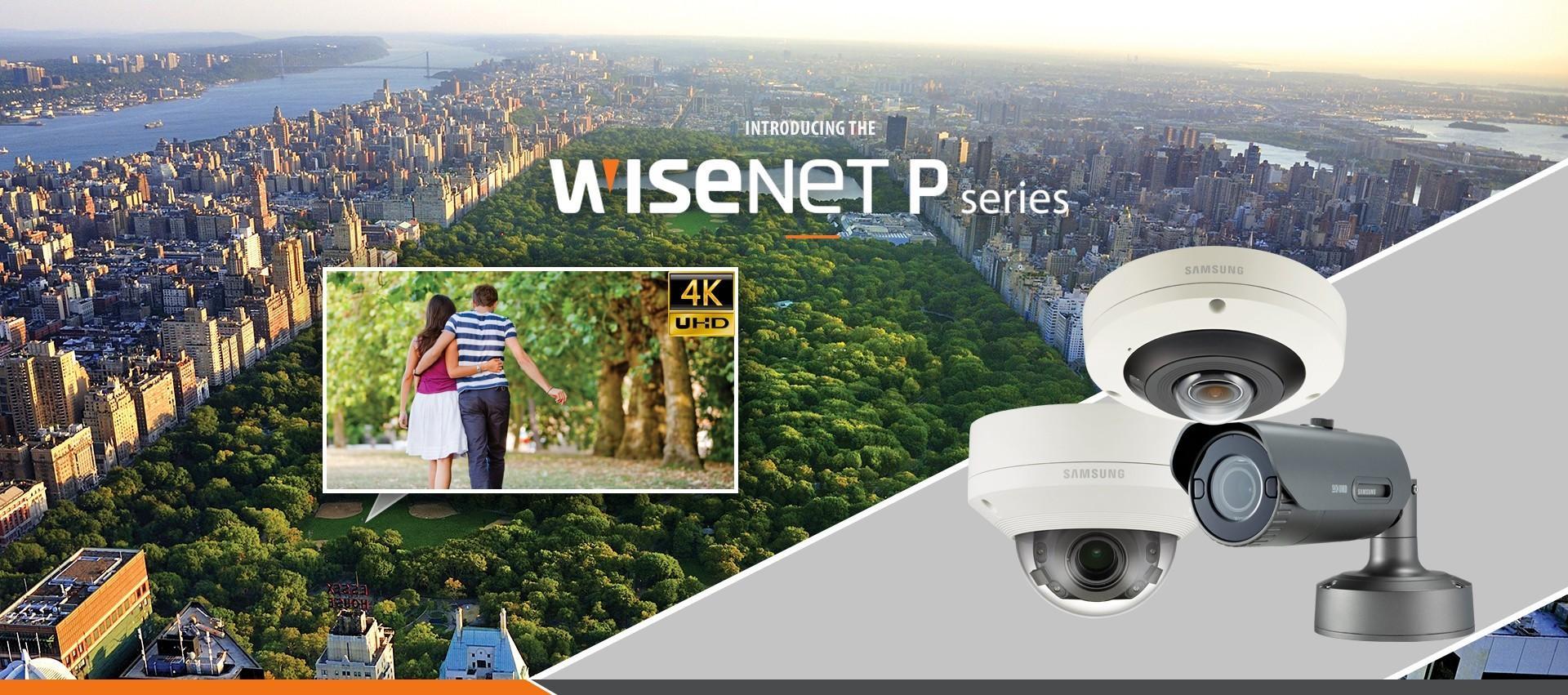 http://www.homeinfo.hu/4K-s IP CCTV kamerák a Hanwha Techwin kínálatában Forrás Hanwha Techwin Europe