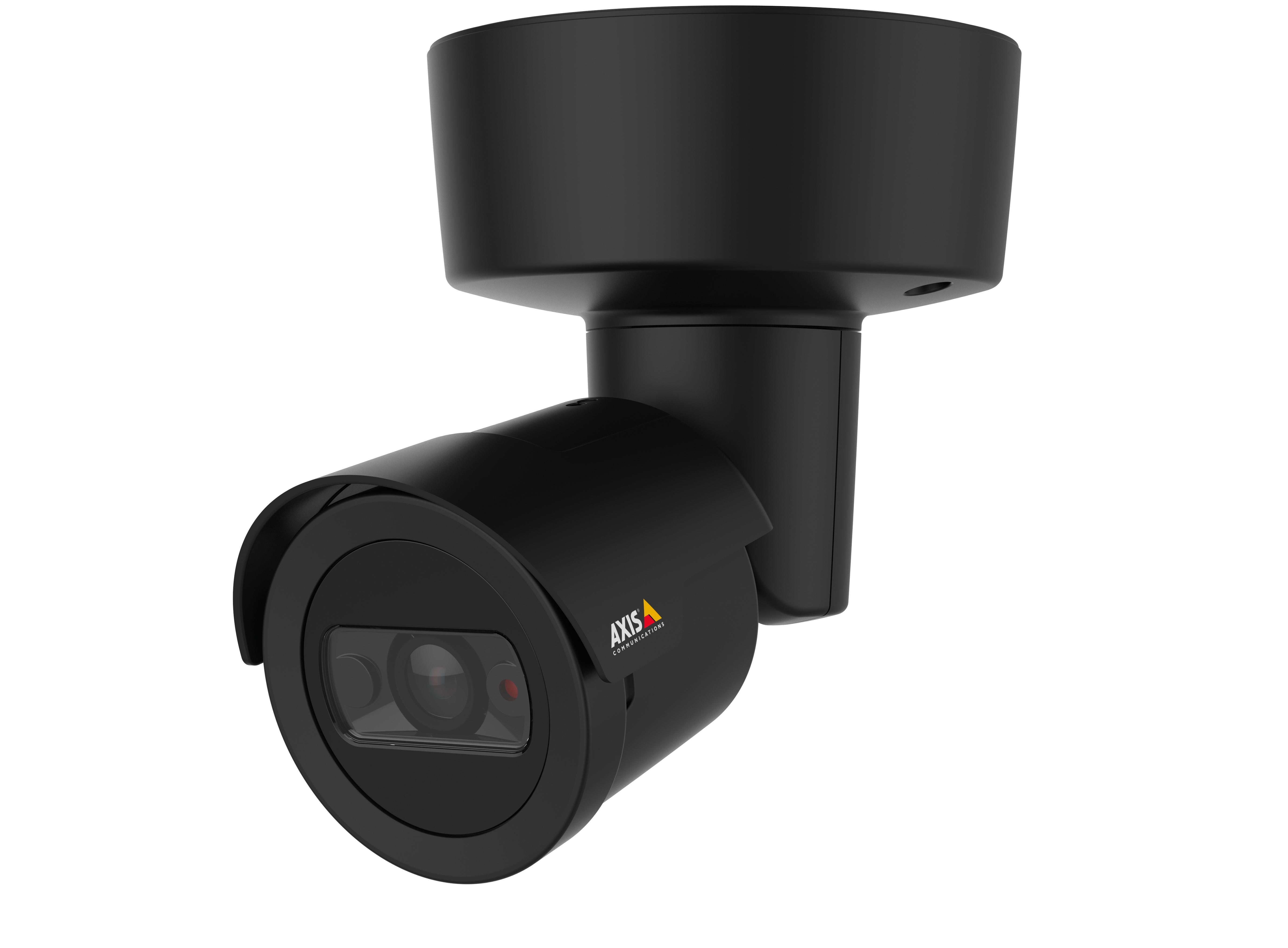 Az Axis bemutatja új kicsi és költséghatékony cső-alakú IP kameráitForrás: www.axis.com