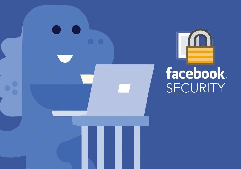 A Facebook használat 5 biztonsági beállítása Forrás: socialinfo