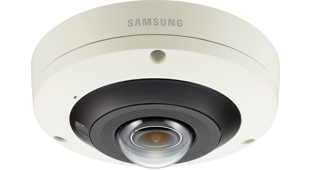 Sasmsung PNF-9010R IP CCTV 360°kamera