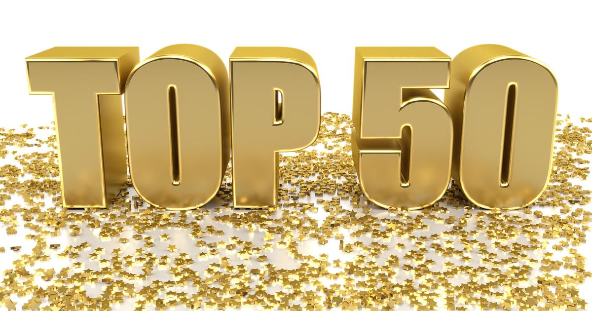 ASMAG TOP 50 - 2016