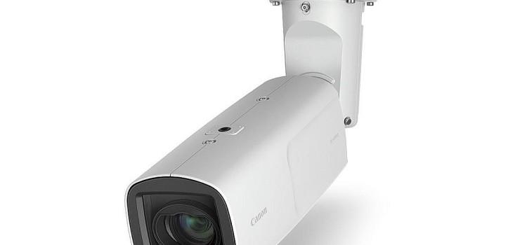 Új Canon IP CCTV kamerák az Axis kínálatában