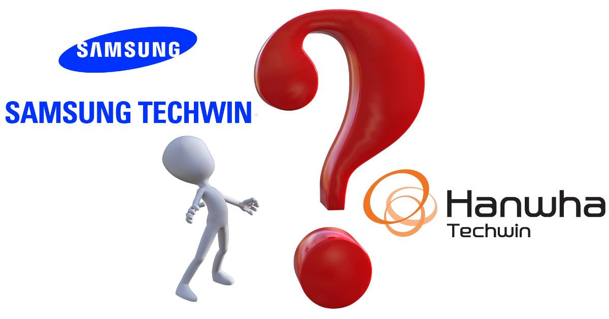 Samsung - Hanwha Techwin vészjelek