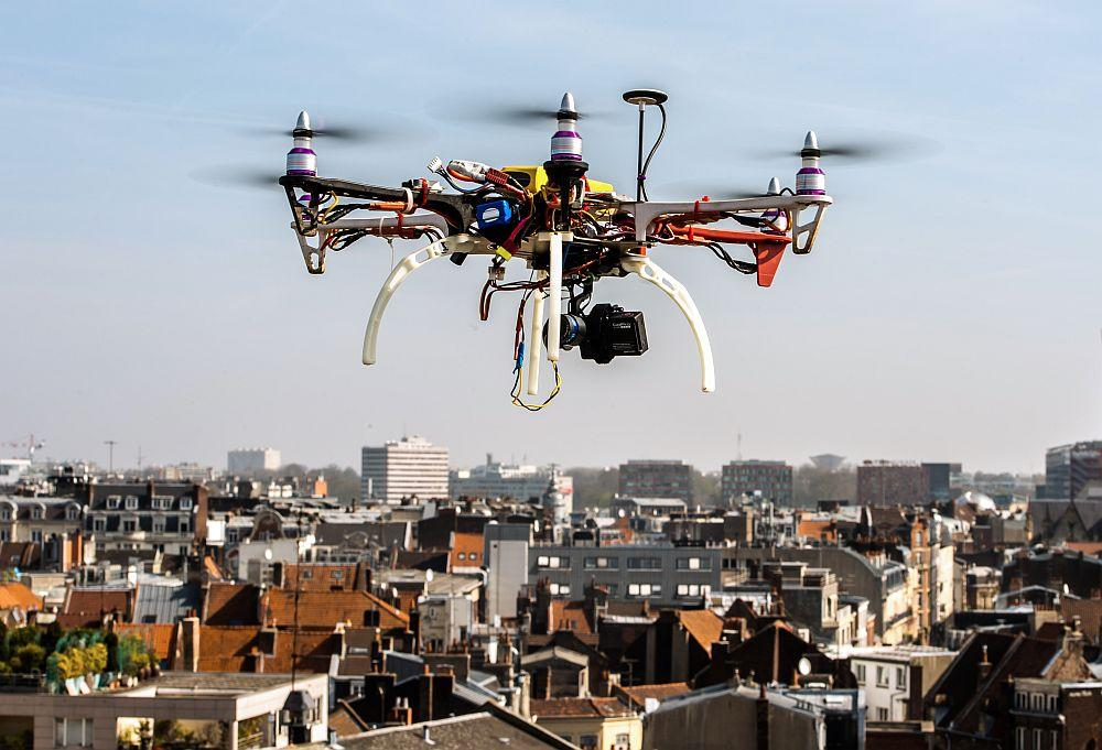 Célegyenesben az új drónszabályozás. A pozitívumok és néhány kérdés Forrás: mno.hu