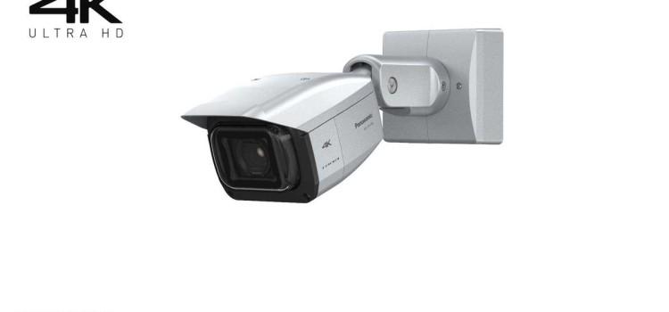 Bemutatkozott a Panasonic legújabb, High-End CCTV kamera családja