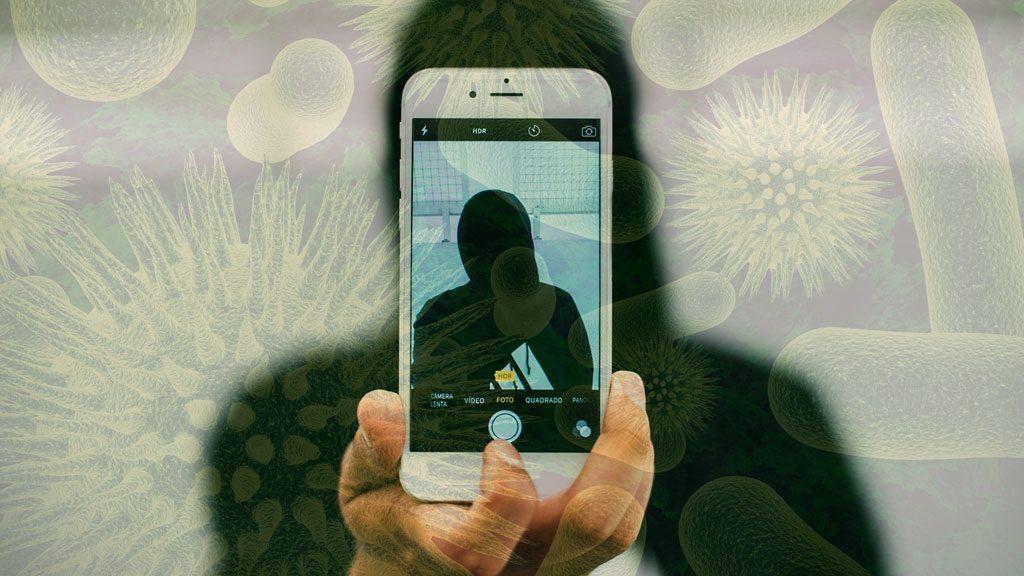 Vírusos bontatlan mobilok Forrás: hir24. hu