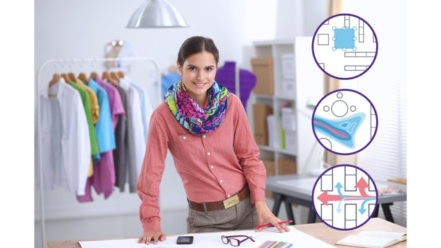 Az In-Store Analytics a Boschtól részesedést kér az üzletmenet analitika piacán Forrás: http://www.securityinfowatch.com/product/12321130/-bosch-in-store-analytics