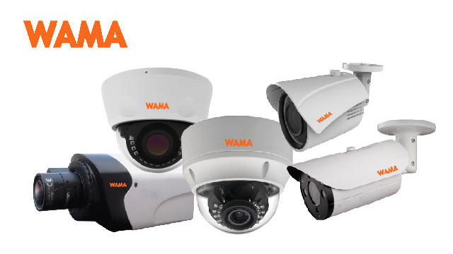 Wama SONY együttműködés, avagy HQ kép és videofelvétel fényszegény környezetben Forrás:: http://www.securityinfowatch.com/product/12314041/-wama-starlight-ip-cameras