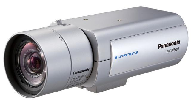 WY-SP300 / -SF 300 - új fegyverek a Panasonic arzenálban Forrás: http://www.securityinfowatch.com/product/10218061/panasonic-wv-sp300-h264-series-megapixel-fixed-network-camera-a