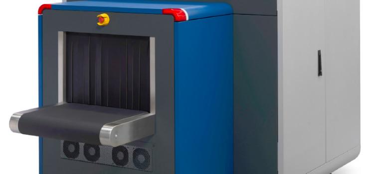 CT technológia az utasellenőrző pontokon - a A HI-SCAN 6040 CTiX csomagröntgen Forrás: Smiths Heimann