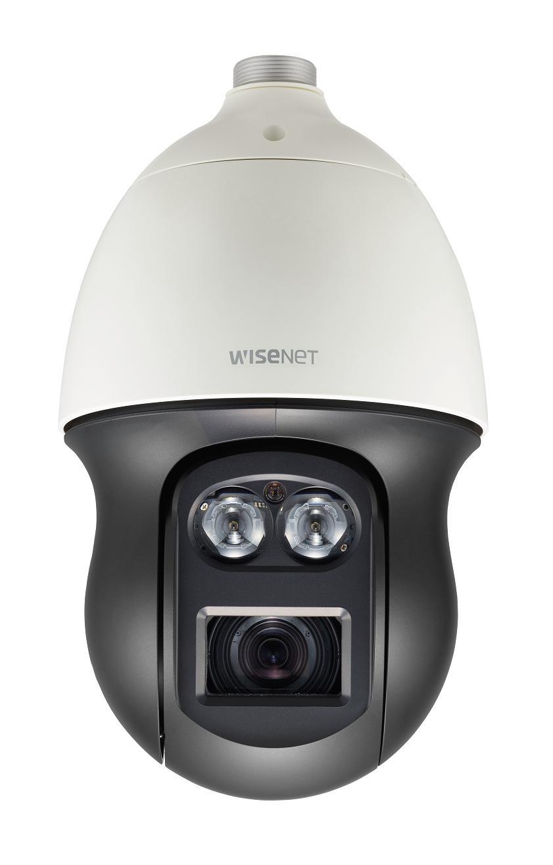 A Hawha piacra dobta a 37x és 33x hálózati IR PTZ kameráit Forrás: Hamwha – Samsung