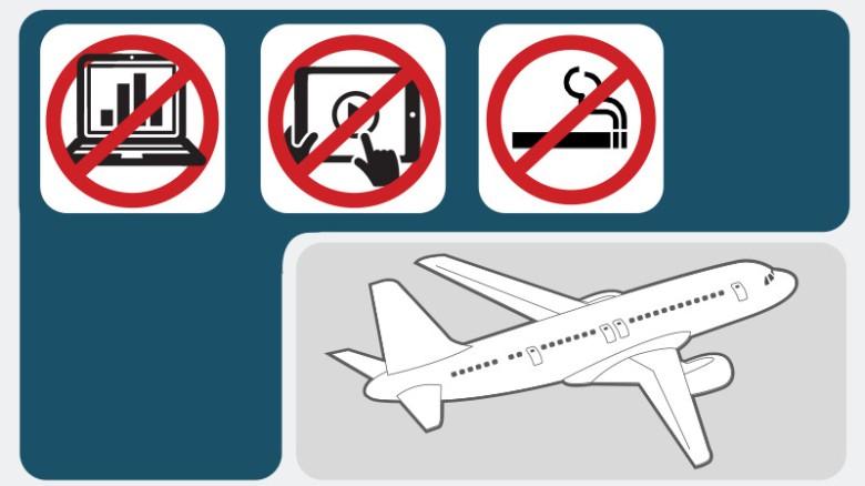 Mégiscsak lesz laptop tilalom az USA-ba tartó repülőjáratokon?
