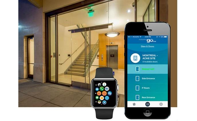 Debütált az Tyco Security Products EntraPass Go Pass alkalmazásának kiterjesztése az Apple Watch okosórára Forrás. https://www.asmag.com/showpost/22752.aspx
