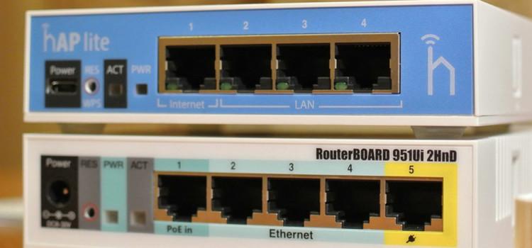 MikroTik hAP routerek – Egy kiváló választás Forrás: GeoVision H. Kft