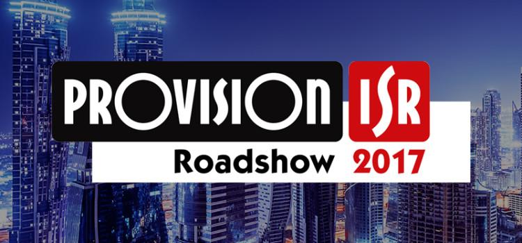 Tavalyi kedvező fogadtatást követően szeptemberben ismét indul a PROVISION-ISR Roadshow 2017! – A Masco Kft közleménye Forrás: Masco Kft