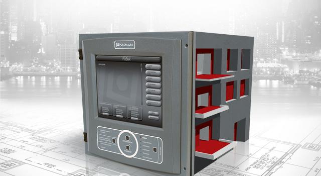 POLON-ALFA tűzjelző rendszerek Forrás: Astal Security Kft