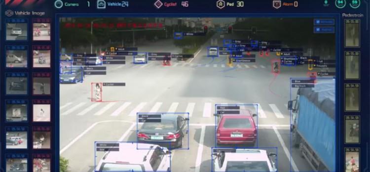 Sokmillió kamerás okos megfigyelőrendszer Kínában