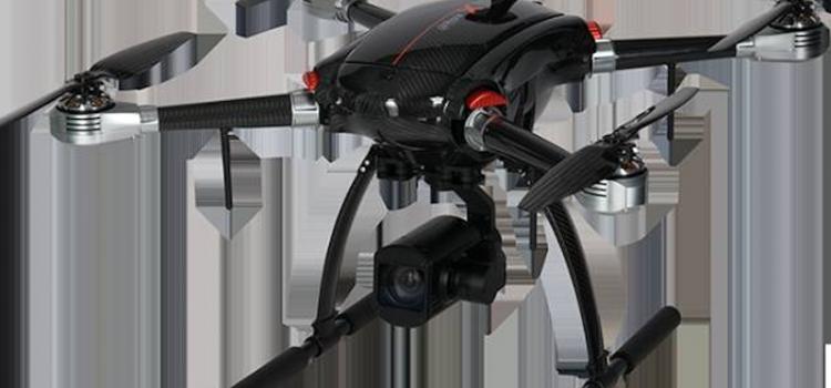 Dahua drónok biztonsági projektekben Forrás: http://www.securityworldmarket.com/int/News/Product-News/dahua-drone-x820-guarantees-public-safety#.We3lLdSLRko