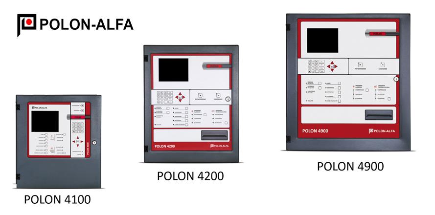 A Polon 4000-es termékcsaládForrás: Astal Security Kft