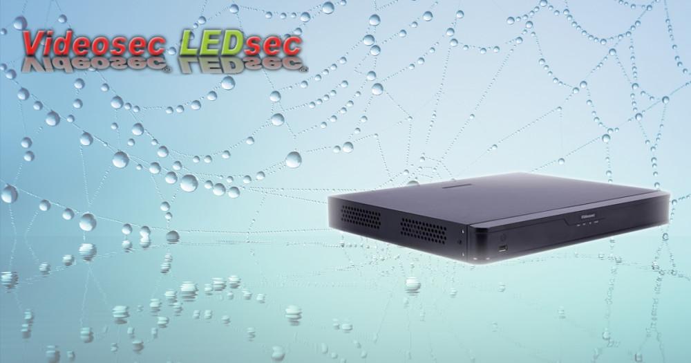 Videosec NVR-302-16B