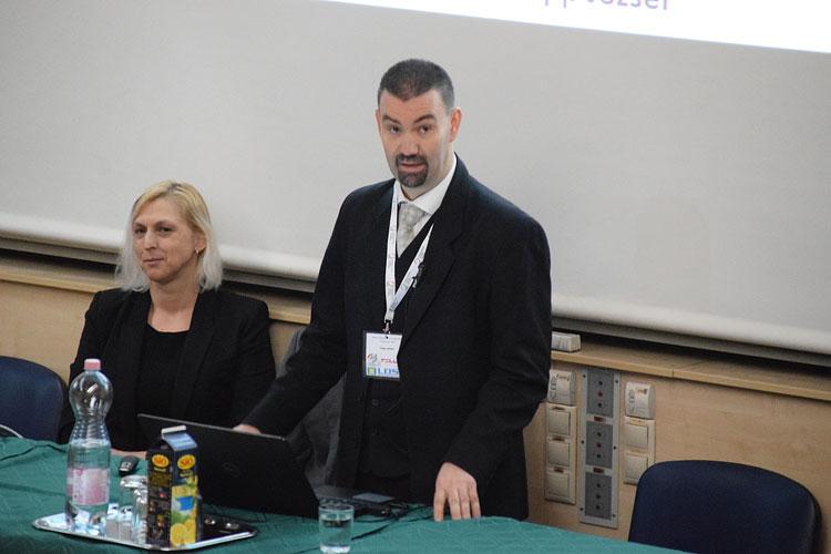 Prof.dr.Kovács Tünde és dr.Papp József Óbudai Egyetem, Forrás: LDSZ Kft