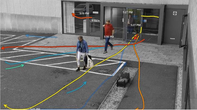 Briefcam személykövetésForrás: indigoVision