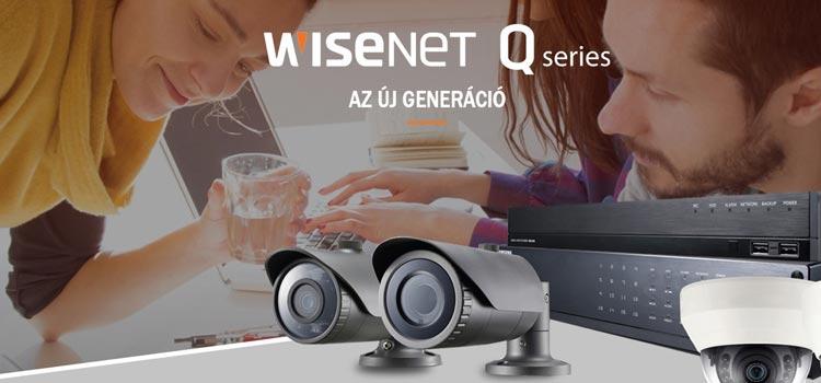 Wisenet-Q-sorozat-cover