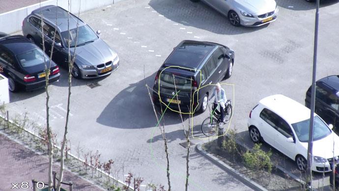 KövetésForrás: Bosch Biztonságtechnika