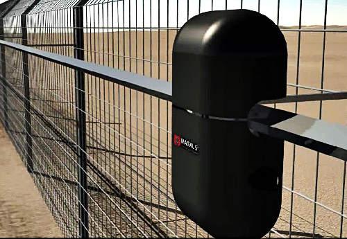 Roboguard önjáró kerületvédelemi megfigyelő robot