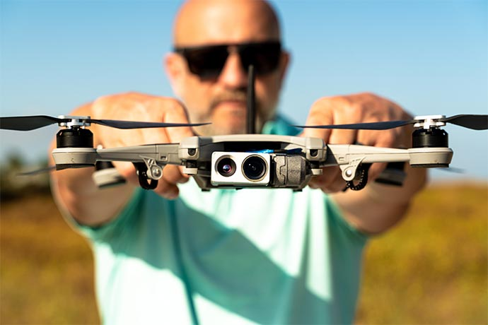 Forrás: Dronelife