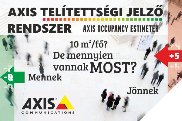 axis-telitettseg-jelzó