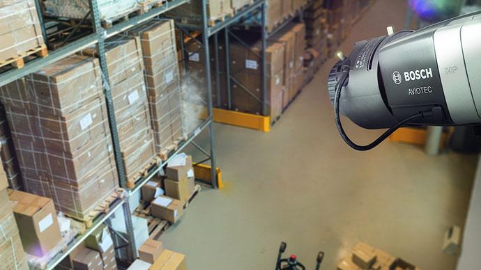 Forrás: Bosch biztonságtechnika